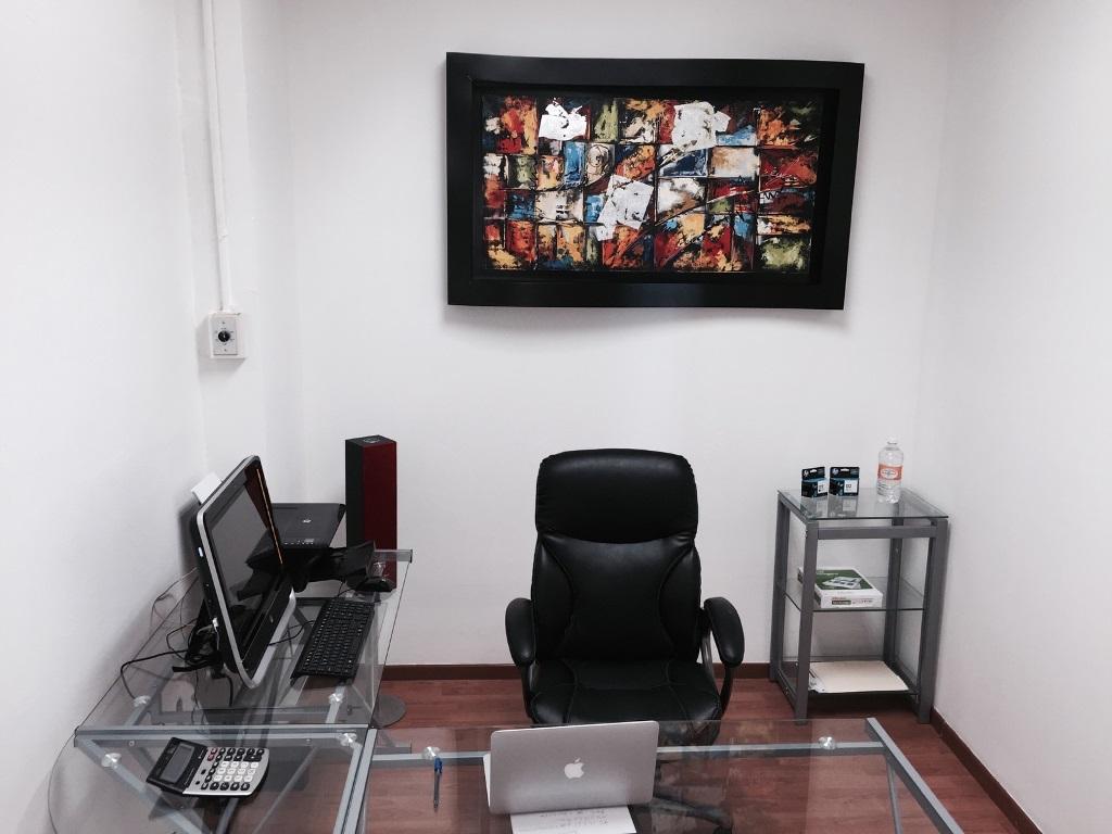 oficinas equipadas en renta en torre n office pro